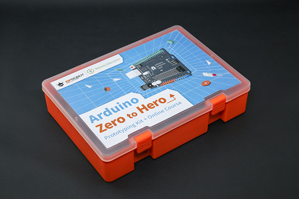 Arduino Zero To Hero Kit